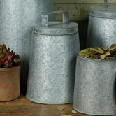 Galvanized Bin Grand