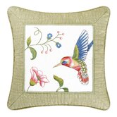 Talia Linen Embroidery Pillow