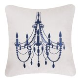 Embroidery Chandelier Pillow