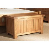 Buckingham Oak Blanket Box