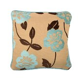 Elston Cushion Cover in Teal