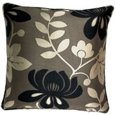 Mimosa Cushion Cover in Charcoal