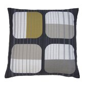 Apex Cushion Cover in Charcoal
