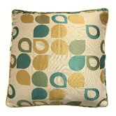 Dacota Cushion Cover in Turquoise