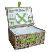 2 Person Chiller Hamper Picnic Basket