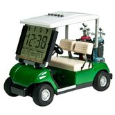 Golf Gifts & Gallery Mantel & Tabletop Clocks