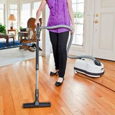 Airbelt D4 Premium Canister Vacuum with ET-1 Power Head
