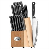 Bakelite Traditional 14 Piece Knife Block Set