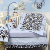 Camouflage Baby 14 Piece Crib Nursery Bedding Set