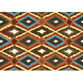 Enzo Brown/Multi Indoor Rug