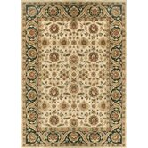 Sophistication Ivory/Black Rug