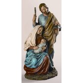 "15.5"" Holy Family Figurine"