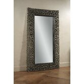Maltese Leaner Mirror - Dusty Stone
