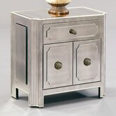 Regency Small Mirrored Chest