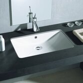 Miro Light 60 Undermount Sink in White