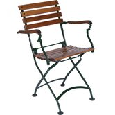 European Caf&eacute; Folding Armchair