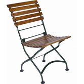 European Grande Caf&eacute; Folding Side Chair