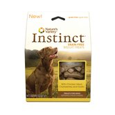 Instinct Biscuit Treat with Chicken Meal, Cranberry and Garlic