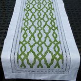Fretwork Table Runner
