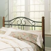 Weston Metal Headboard