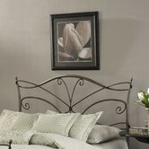 Papillon Metal Headboard