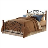 Doral Metal Bed