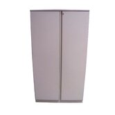 "Trace 36"" Double Door 5-High Storage Cabinet"