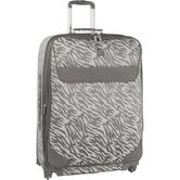 Lion's Mane 24&quot; Expandable Spinner Suitcase