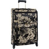 "Gem 24"" Expandable Spinner  Suitcase"