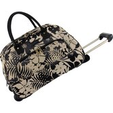 Gem 20&quot; Rolling Bowler Duffel Bag