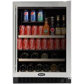 "24"" Wine and Beverage Cooler"