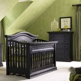 Sheffield 2 Piece Nursery Lifestyle Crib Set