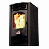 30,000 BTU Pellet Stove with Electric Ignition and Improved Controller