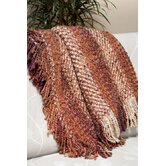 Ombre Woven Throw