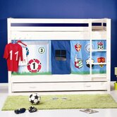 Trendy Football Ladder Bunk Bed