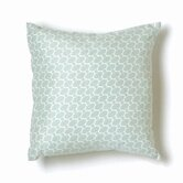Lego Pillow in Seafoam