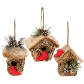 October Hill Ornaments, Tree-Toppers, And More