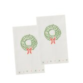 Wreath Hand Towel