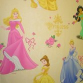 Princess Magical Lined Single Curtain