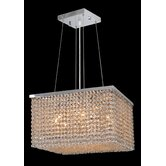 Prism 9  Light Chandelier