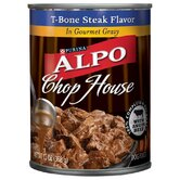 ChopHouse T-Bone in Gourmet Gravy Wet Dog Food