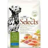 Selects Senior Turkey and Barley Dry Dog Food (17.5-lb bag)
