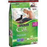Indoor Formula Dry Cat Food (16-lb bag)