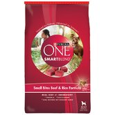 Smartblend Adult Small Bites Beef / Rice Dog Food