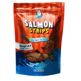 Salmon Strips Dog Treats