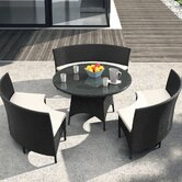 dCOR design Outdoor Dining Sets
