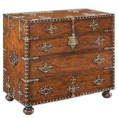Louis XV 4 Drawer Chest