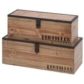 Woodland Imports Trunks
