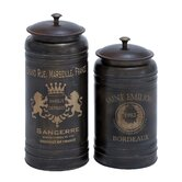 Woodland Imports Kitchen Canisters & Jars