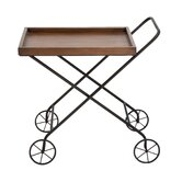 Woodland Imports Serving Carts